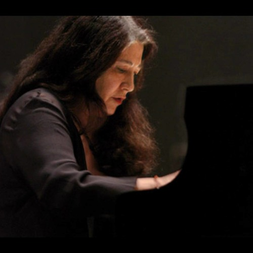 Martha Argerich plays Prokofiev Piano Concerto No. 3 Mvt. 3