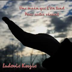 Une main que l'on tend pour rester vivant / Ludovic Kerzic