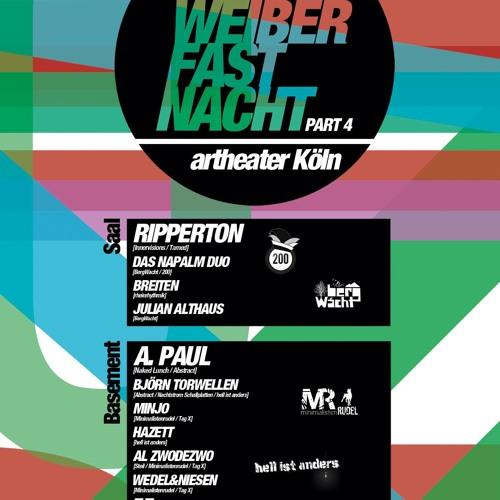 Weiberfastnacht 2015 (Artheater - 2015-02-12)
