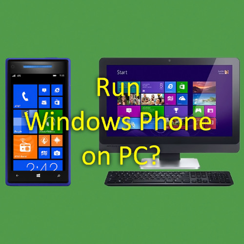 Running Windows Phone 8.1 On PC Without Windows Phone SDK (VHD Download)!