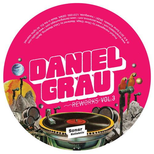BONUS - Daniel Grau - Delirio En Fa Menor (Trujillo And Miguel Molina Remix)