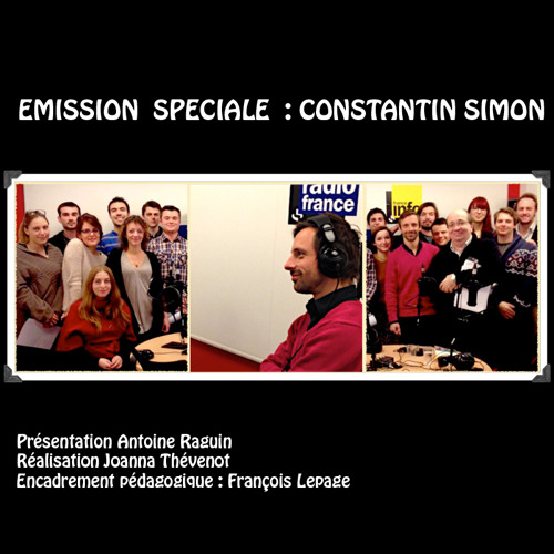 150213 Emission Constantin Simon