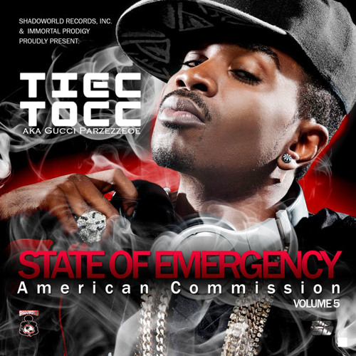 Tiec Tocc State of Emergency American Commission Vol. 5