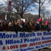 Tens of Thousands Join North Carolina Moral March to Protest GOP Takeover, Racism & Islamophobia