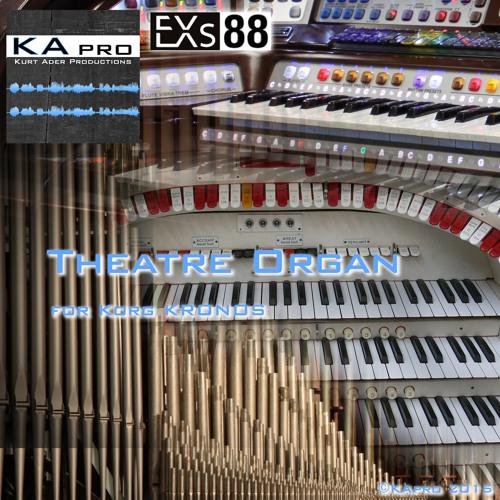 EXs88 Theatre Organ
