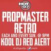 KOOL DJ RED ALERT - PROP MASTER RETRO SHOW 2-8-15