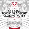 Sinful Sessions - Official Tokyo Bradford Closing Party 28th Feb - Mixed by Luke Horsfield