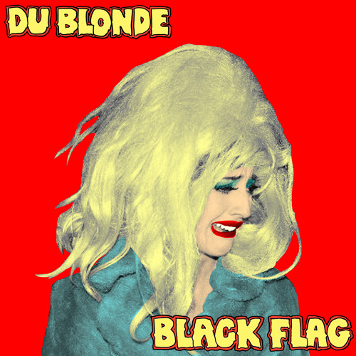 Du Blonde - Black Flag