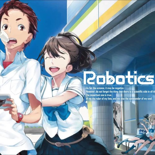 Zwei Junjou Spectra Anime Robotics Notes Opening By Marcio A