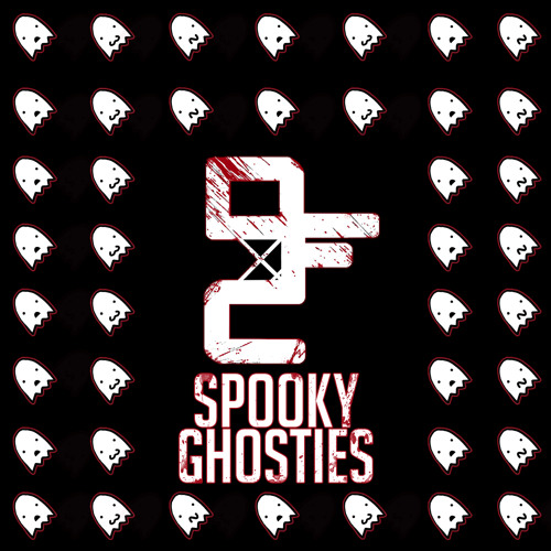 Del Fia & Cross - Spooky Ghosties EP