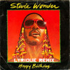 Download Happy Birthday - Stevie Wonder  (Lyrique Remix) Mp3