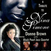 Four Women-Nina Simone Cover-Donna Brown piano/vocals-from the show 'A Tribute To Nina Simone