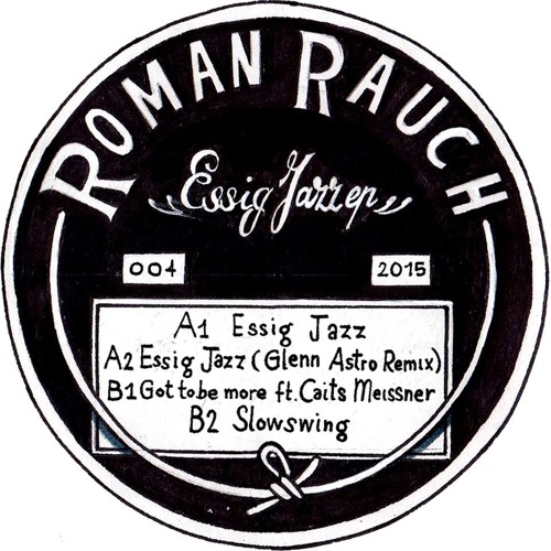 Roman Rauch Feat Caits Meissner - Got To Be More (Mate 004)