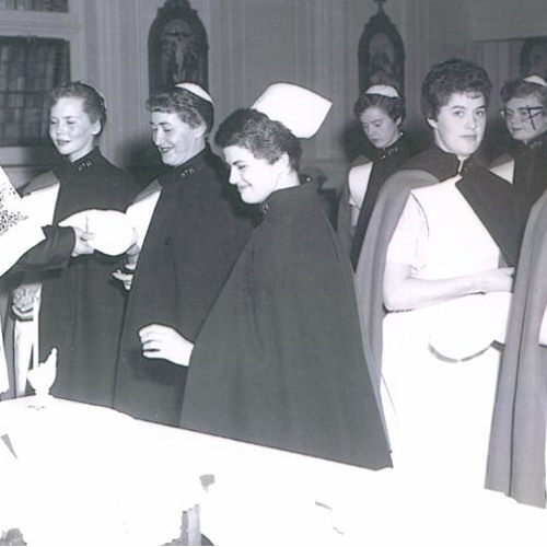 CBC Interview on Learning to Be a Nurse at Holy Cross in the Early 60s