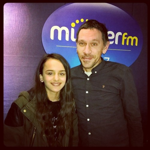 Yasmin Coe on Rick Witters Disco Down Radio Show