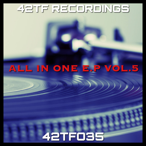 Aleks Zen Ft Aaron Henley - Let You Know - Danny Phillips Remix - All In One E.P Vol. 5 - 42TF035