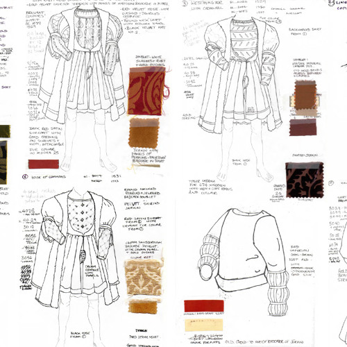 In conversation with costume designer Joanna Eatwell