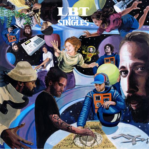 L.B.T - The Singles