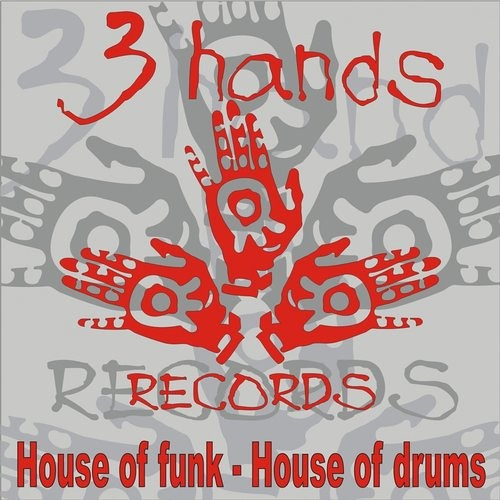 TH011_House Of Drums_House Of Funk_The Deep Space