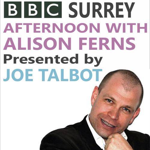 BBC Surrey Joe Talbot Interviews Richard Godwin
