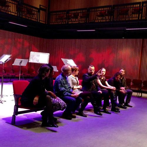 Rushes Ensemble - artist chat