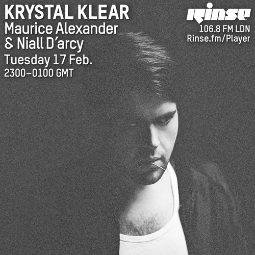 Mix For Krystal Klear Rinse FM Show
