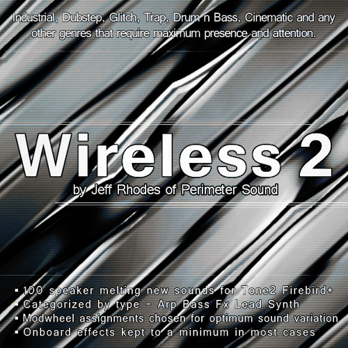 Perimeter Sound - Wireless 2 [Firebird 2]