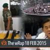Feb 18: MILF returns weapons, Binay allies, Tubbataha damage | The wRap