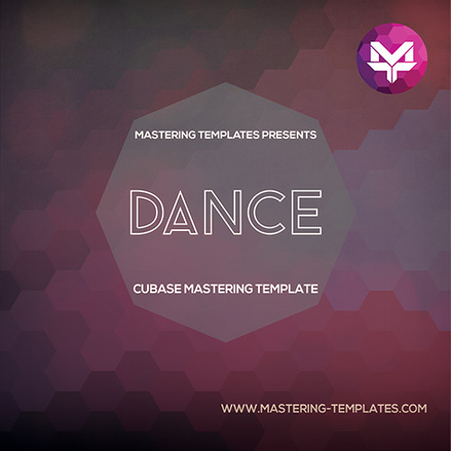 Dance Cubase Mastering Template Mastered
