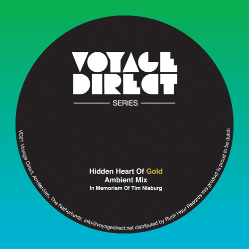 VD21 - B1 Tom Trago - Hidden Heart Of Gold (Ambient Mix)