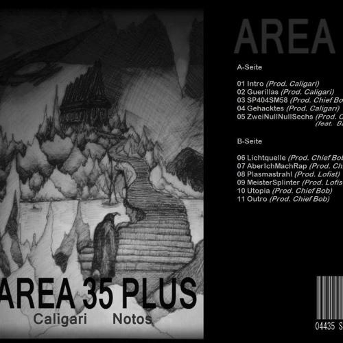 Caligari und Notos - Area35Plus (A - Seite)