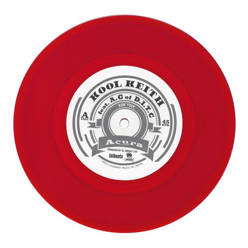 Kool Keith - Acura (Feat A.G)