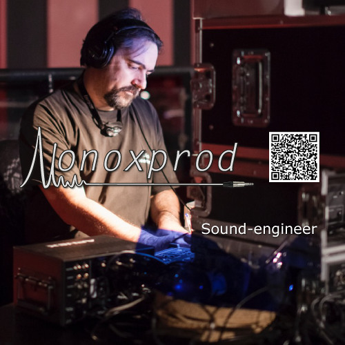 Nonoxprod (Olivier Romary, sound-engineer)