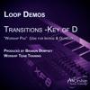 Key of D - Worship Pad (Band/Loop Track)