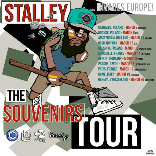 Stalley feat. 2Lettaz - Souvenirs (prod. by Black Diamond)