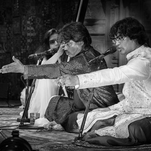 Pt Premkumar Mallick & Pt Prashant Mallick accompanied by Surdarshan Singh on the Jori