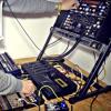 Dub Techno Session #5 | Korg Volca Beats & Keys | tape cassette to CV sync (incl. video)