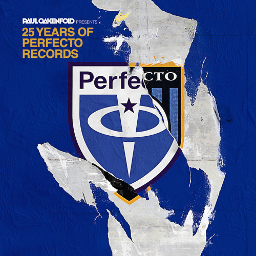 Paul Oakenfold presents 25yrs Of Perfecto Records - Full Album in 13 Mins