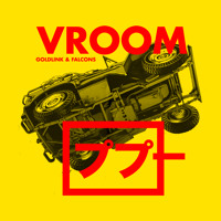 GoldLink & Falcons Vroom Artwork