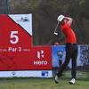 Joakim Lagergren - Hero Indian Open day 1