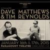Dave Matthews & Tim Reynolds - Dancing Nancies (Live 2015)