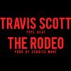 Travis Scott X Keith Ape Type Beat - The Rodeo