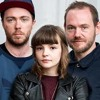 CHVRCHES Cry Me A River(Justin Timberlake Cover) Live