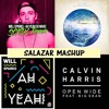 Will Sparks & TJR & SCNDL Vs Calvin Harris feat Big Sean - Ah Yeah ! So Open Wide (Salazar Mashup)