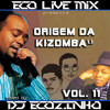 Origem Da Kizomba 1.1 Mix Vol. 11 - Eco Live Mix Com Dj Ecozinho
