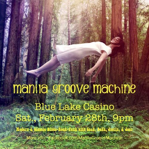 Manila Groove Machine