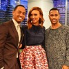 Big Sean interview with Giuliana Rancic and Terrence J