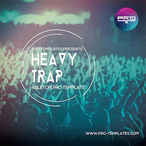 Heavy Trap Ableton Pro Template