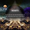 HEIGHTS - Solar (Bringer Of Chaos), Lunar (Bringer Of Light) Portada del disco