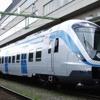 Train Conductor cracks jokes 1 (Stockholm, February 2015)